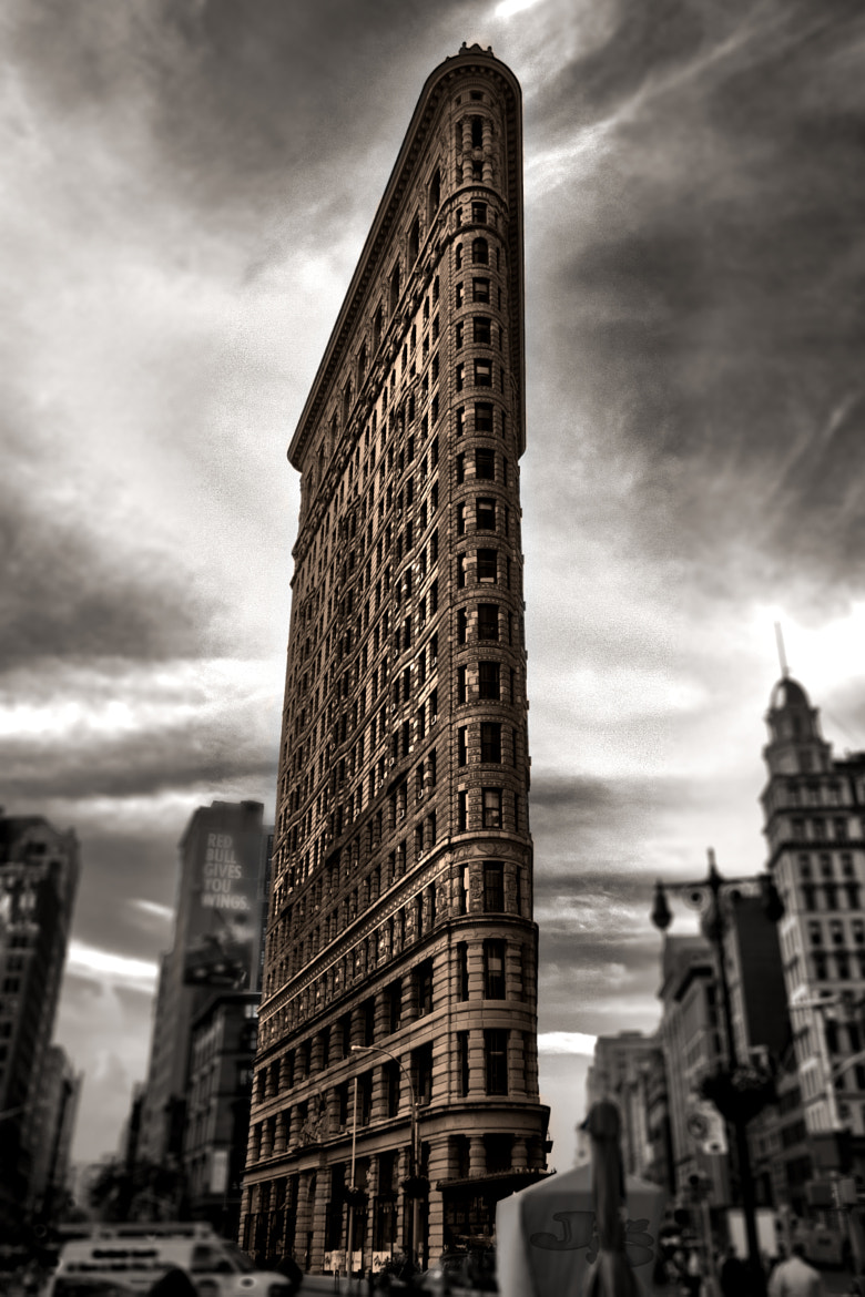 Photograph Flat-iron  by José Simarro on 500px