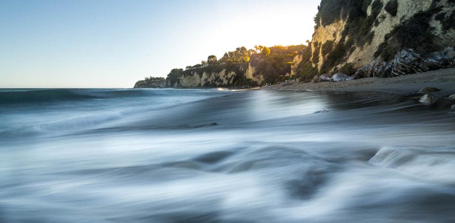 Beach Long exposure