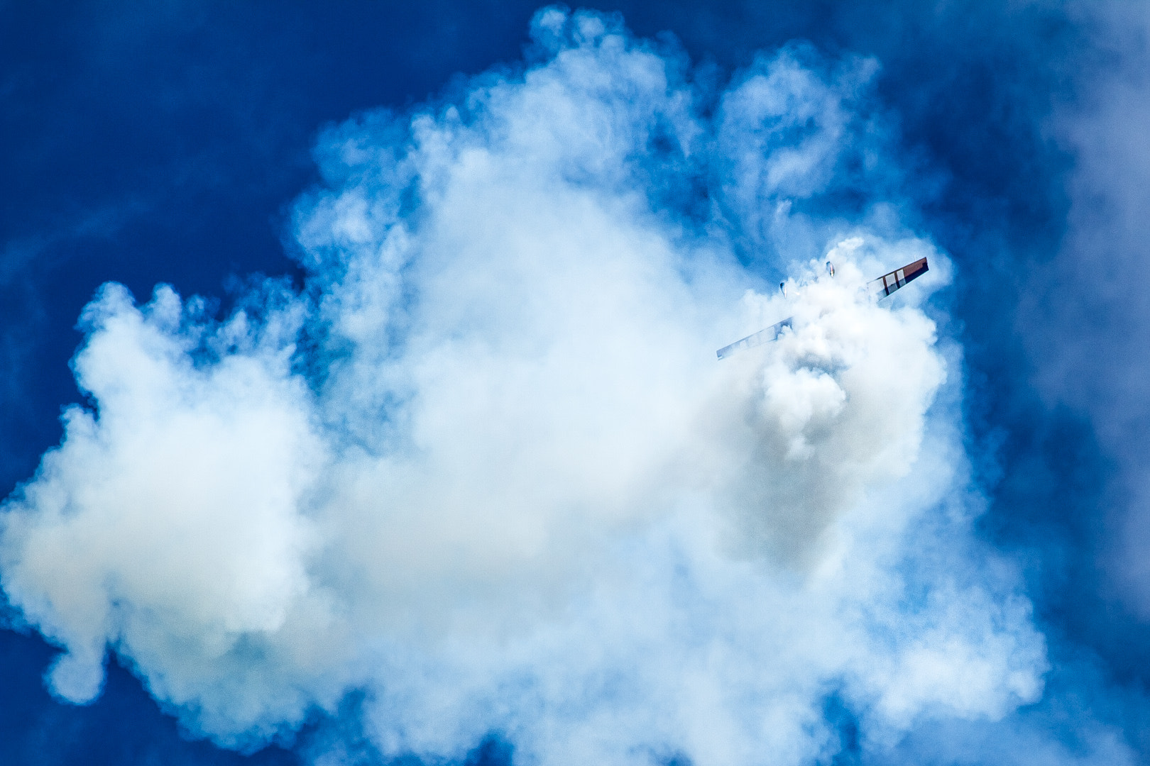 Photograph Beast Cloud Grabs the Plane by Rob Kistner on 500px