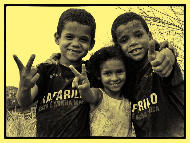 Photograph Happy kids!! by Beto Simões on 500px