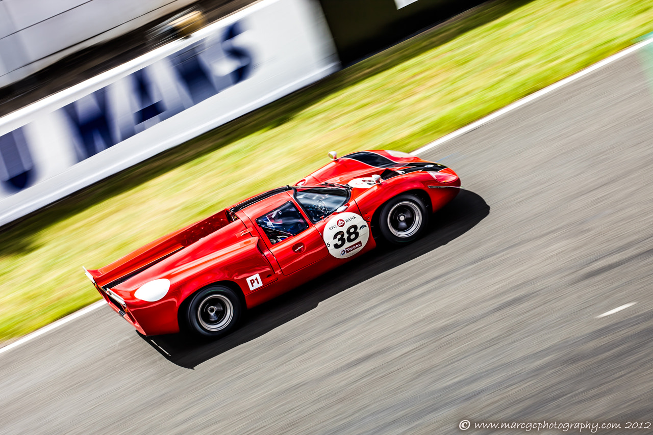 Photograph Lola T70 Mk III (1969) by Marc Garrido on 500px