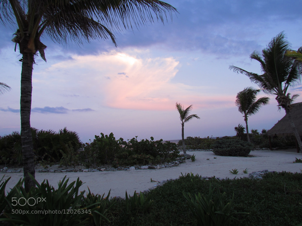 Photograph Sunset Tulum by Desiree Crutchfield on 500px