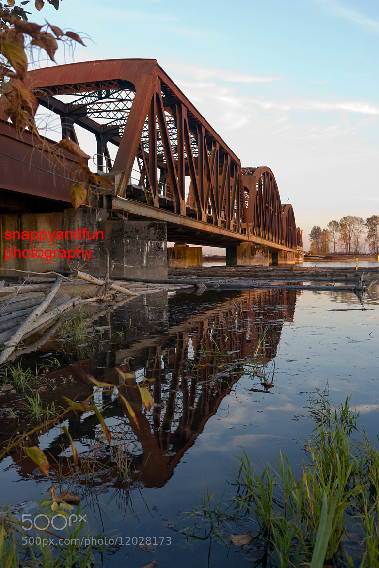 Photograph BC Rail Bridge by Ronald Campbell on 500px