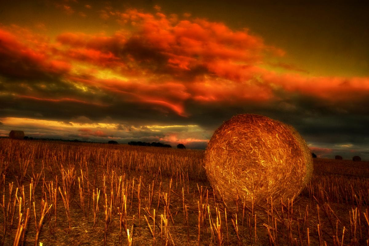 Photograph A fiery sky. by Edward Dullard on 500px