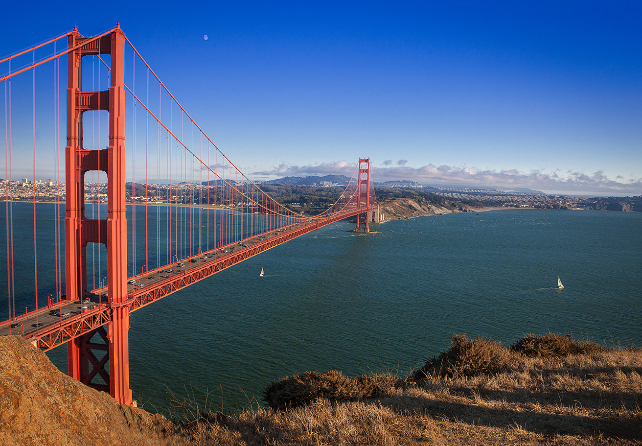 Photograph Golden Gate Bridge by Ellen Yeates on 500px