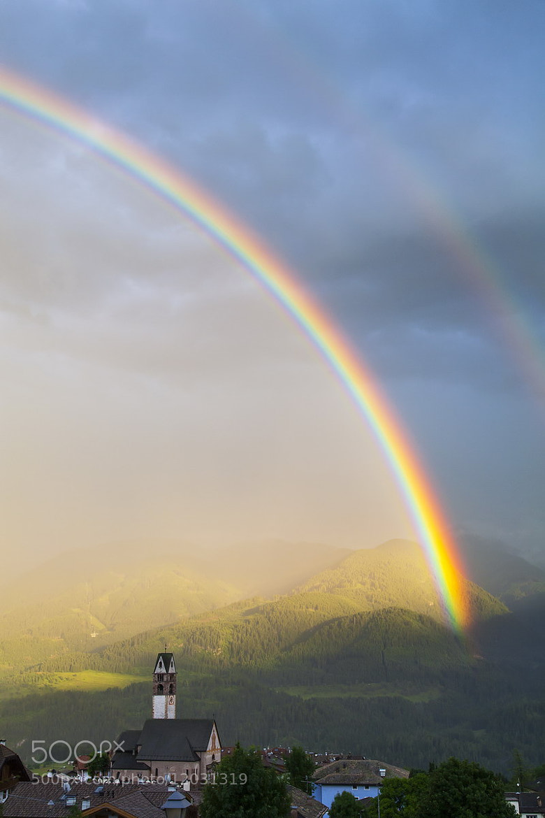 Photograph Rainbows by Federico Barbieri on 500px