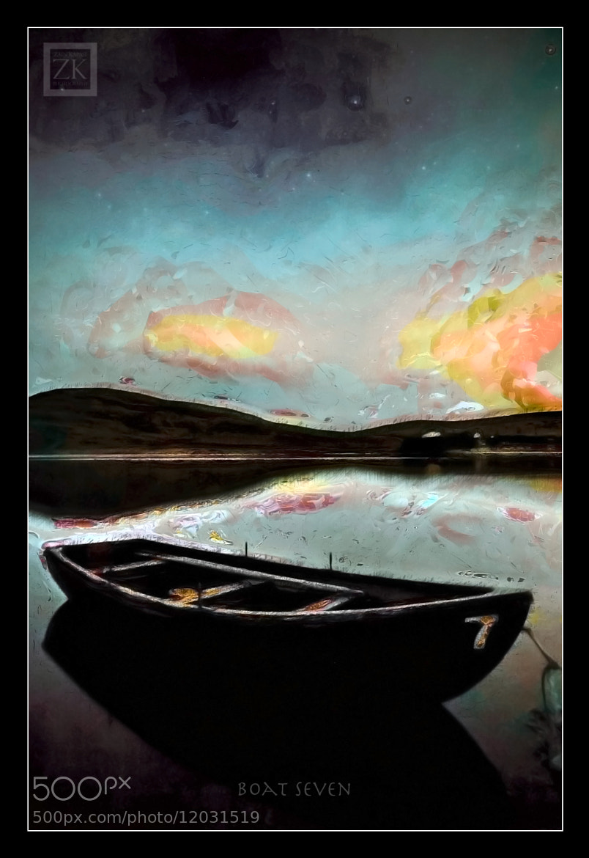 Photograph Boat Seven by Zain Kapasi on 500px