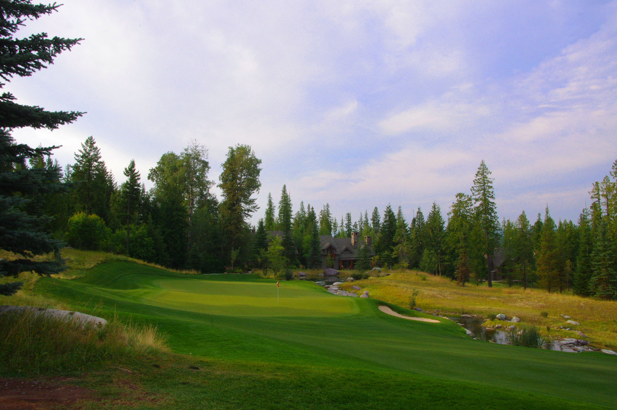 Photograph Hole 18 by Ross Wehner on 500px