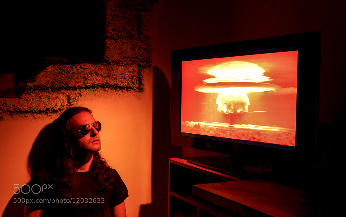Photograph Nothing good is on TV by Roy Rozanski on 500px