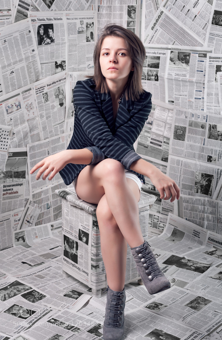 Photograph Newspapers world by Magdalena (Jessica) Krynicka on 500px