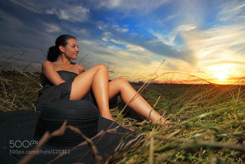 Photograph Yulya by Alexey Novikov on 500px