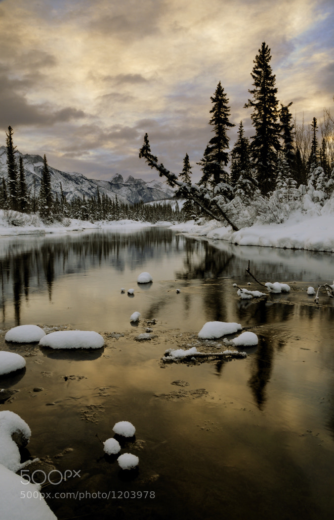 Photograph Mountain Reflections by Dana Prost on 500px