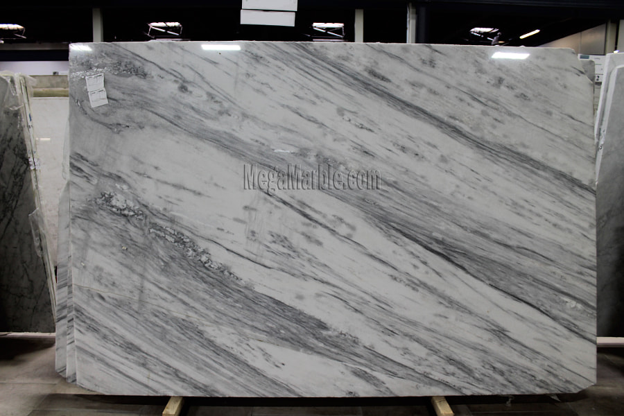 Arabescus White Marble Slabs