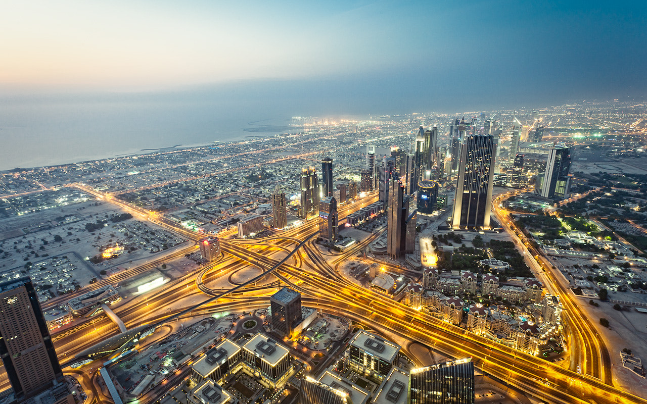 Photograph Dubai by Andreas Pohl on 500px