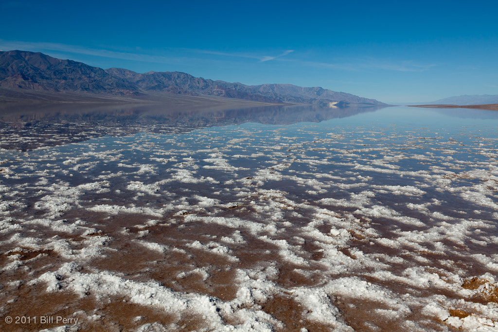 Photograph Calm at Badwater by Bill Perry on 500px