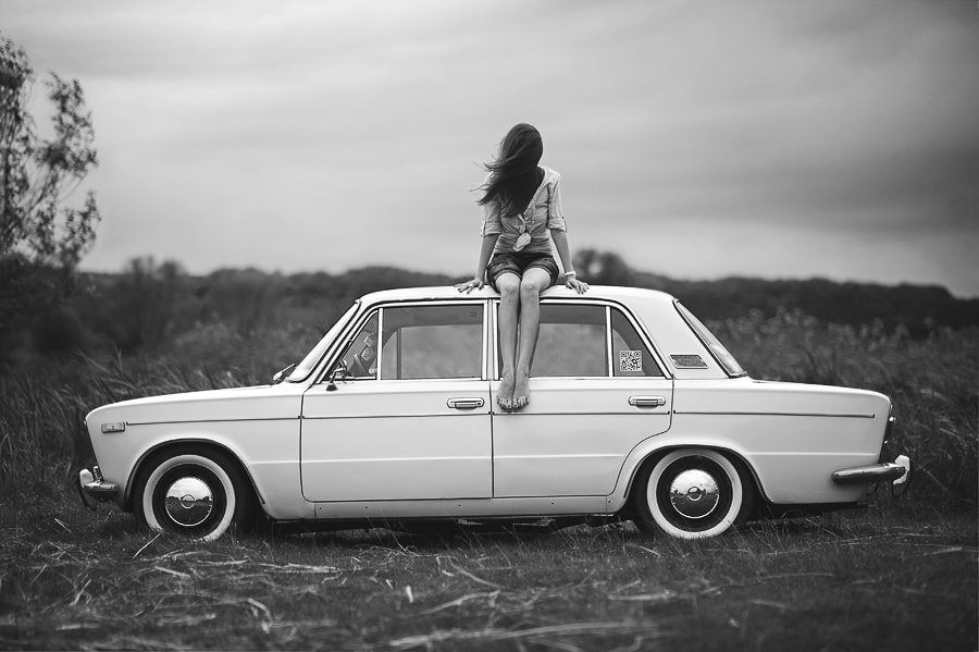 Photograph I like my car ))) by Lickutov Alexey on 500px