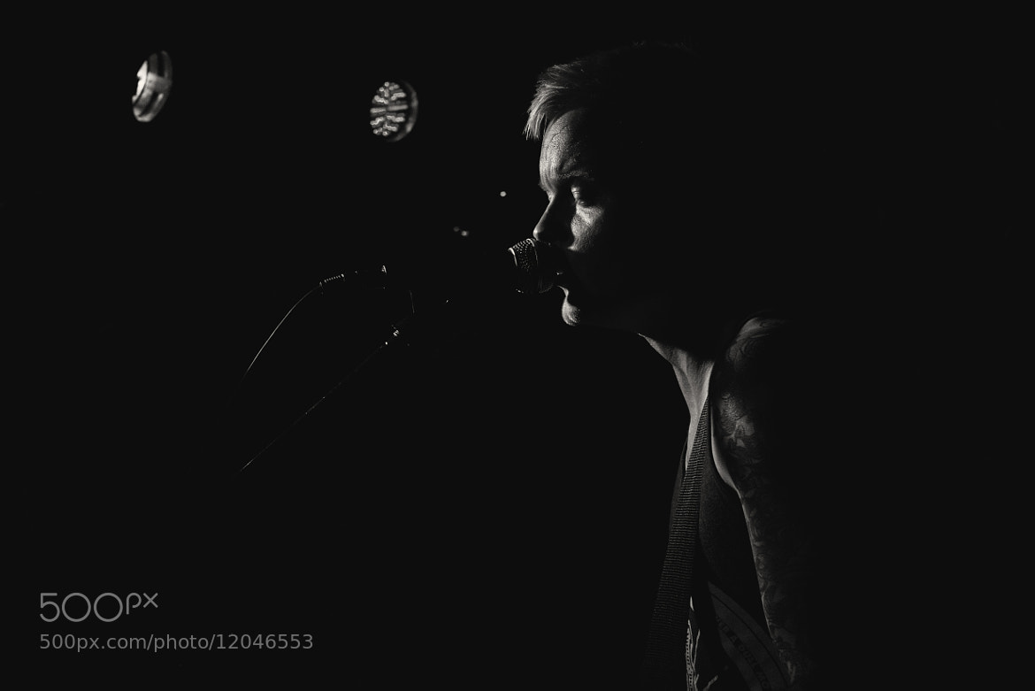 Photograph Jeppe Andersson of Invisius (Concert at RIAMUF) by Ruben Toxværd on 500px