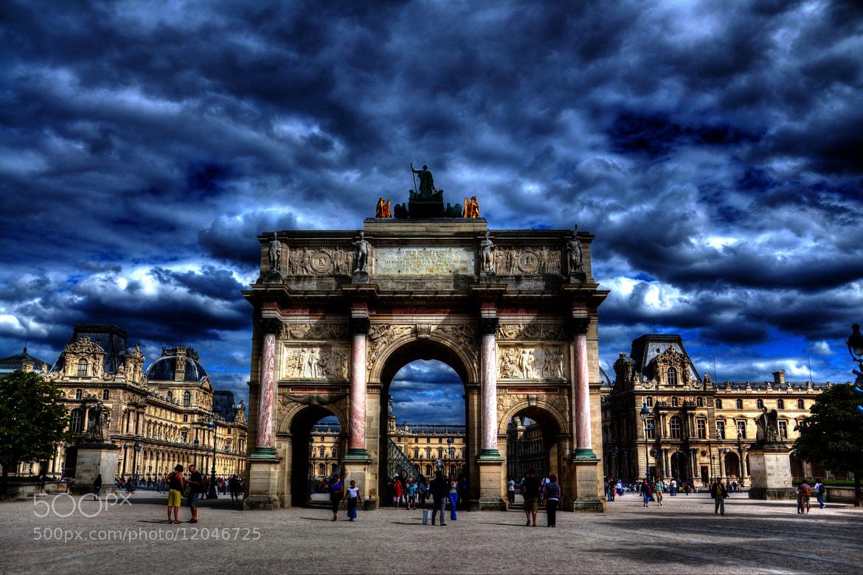 Photograph Paris HDR by Amerigo Medda on 500px