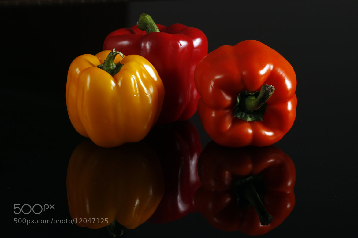 Photograph Peppers by Cristobal Garciaferro Rubio on 500px