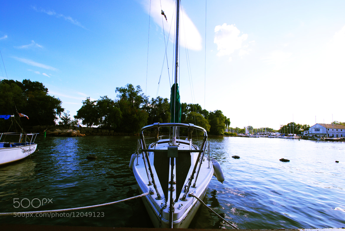 Photograph Boat's Eye View by meghan sharp on 500px