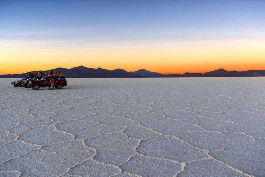 Photograph Amanecer en Uyuni by Pepe Alcaide on 500px