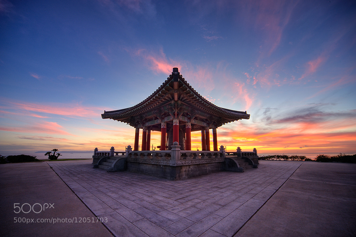 Photograph Korean Bell of Friendship by Shawn Park on 500px