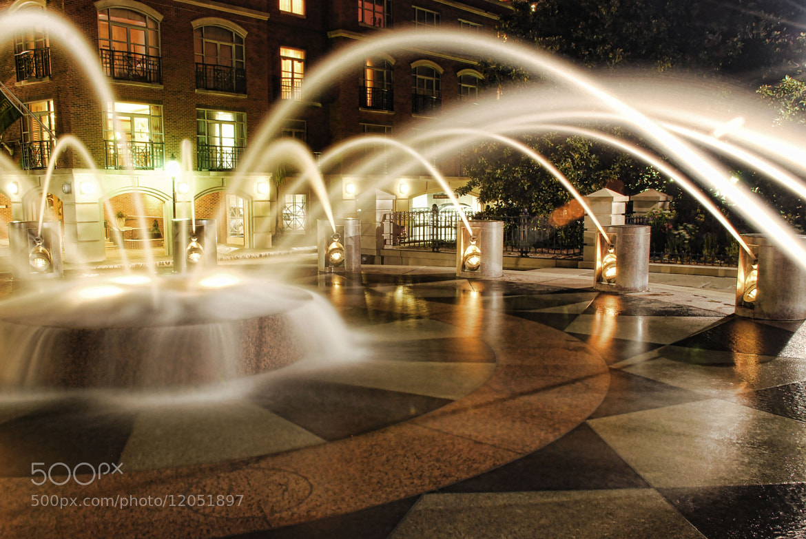 Photograph Waterfront Park Childrens' Fountain by Bonnie Cameron on 500px