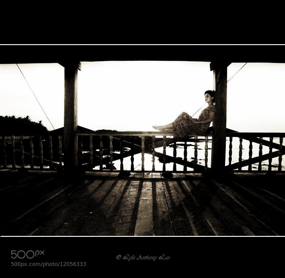 Photograph Siargao Boardwalk by Lyle Anthony Lao on 500px