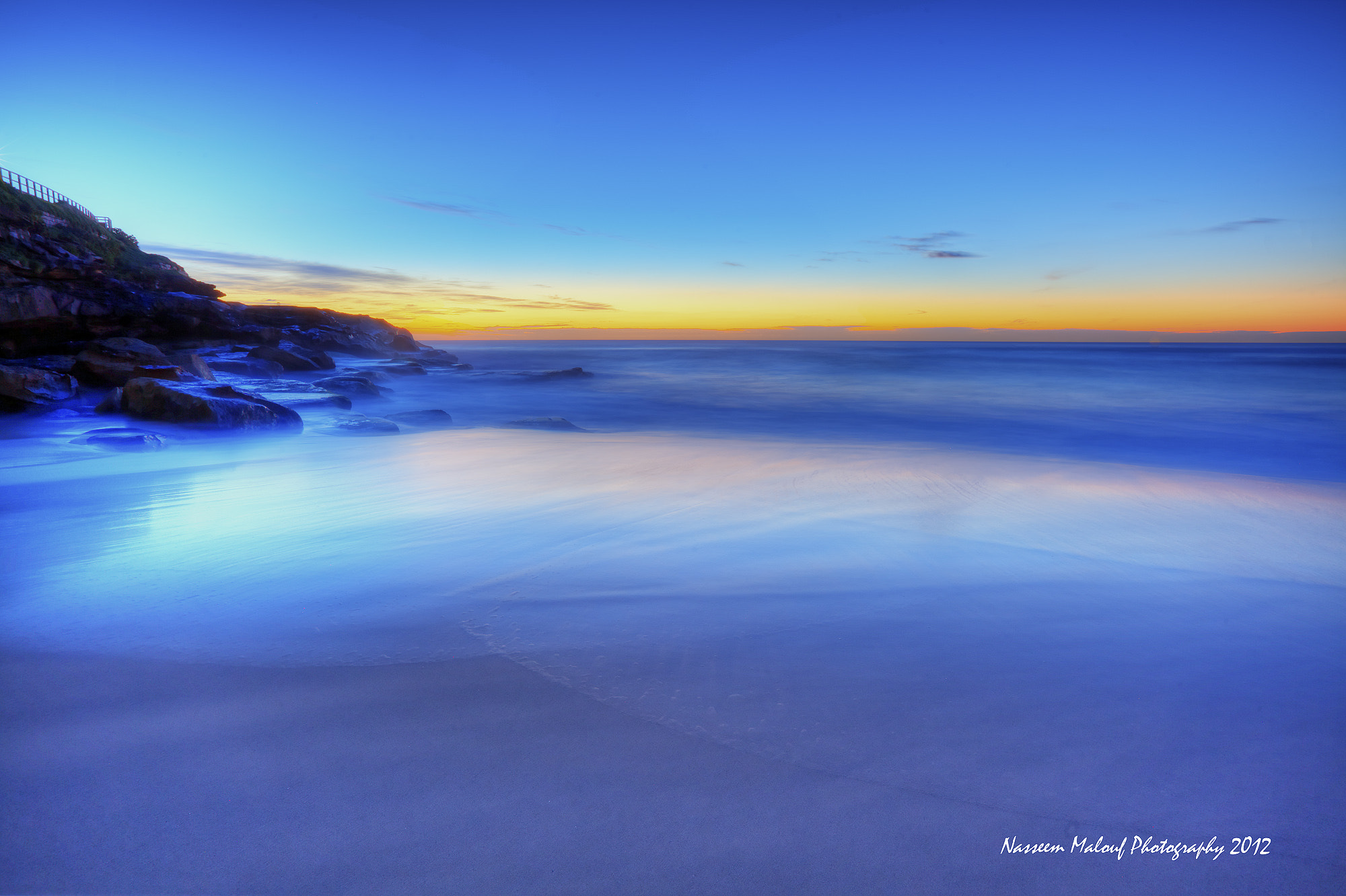 Photograph Bronte sunrise 4 by Dr Nasseem Malouf on 500px