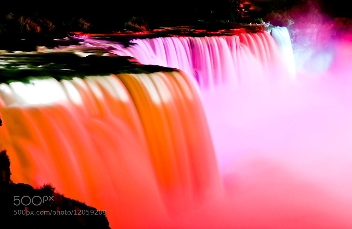 Photograph Niagara by Benjamin Ngoma on 500px