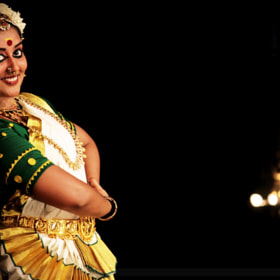 Mohiniyattam by Anil MK (anilmk2001)) on 500px.com