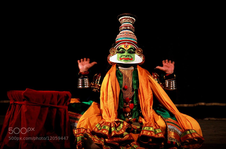 Photograph Kathakali by Anil MK on 500px
