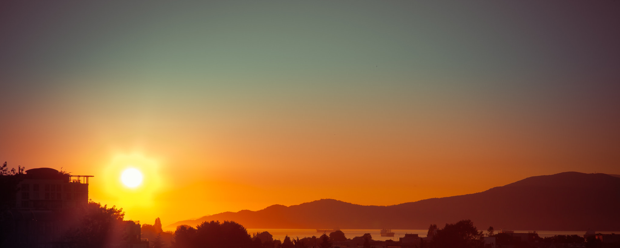 Photograph Vancouver Sunset by Bryan Hlagi on 500px