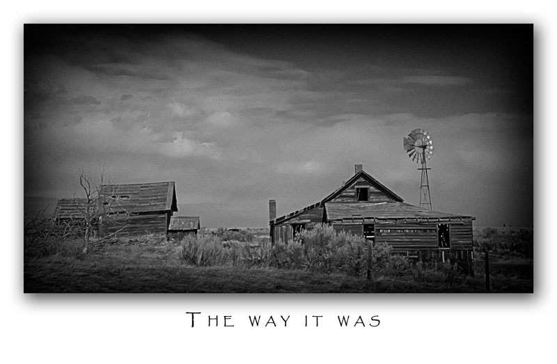 Photograph The Way It Was by Harry Blair on 500px