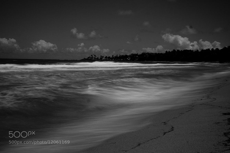 Photograph The Beach by Zach Becker on 500px