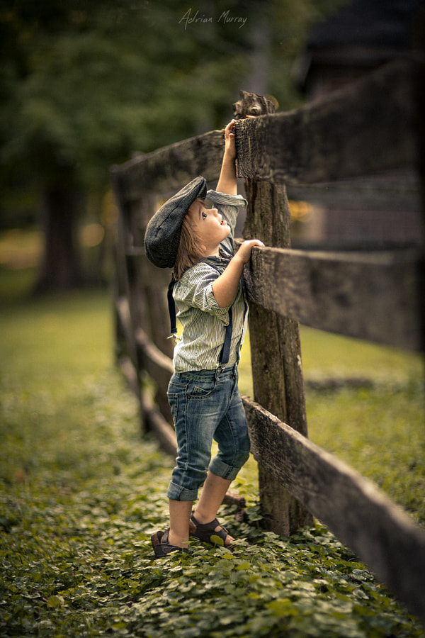 Reach for the Sky by Adrian C. Murray on 500px.com