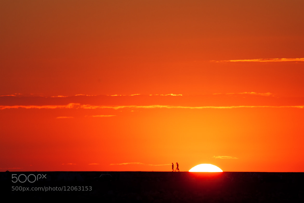Photograph Sunset  by Alexander Rodionov on 500px