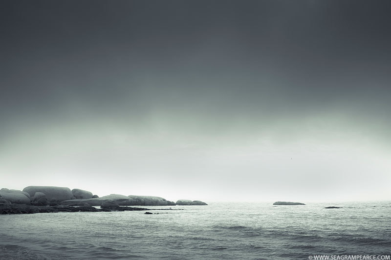 Photograph Misty Tides by Seagram Pearce on 500px