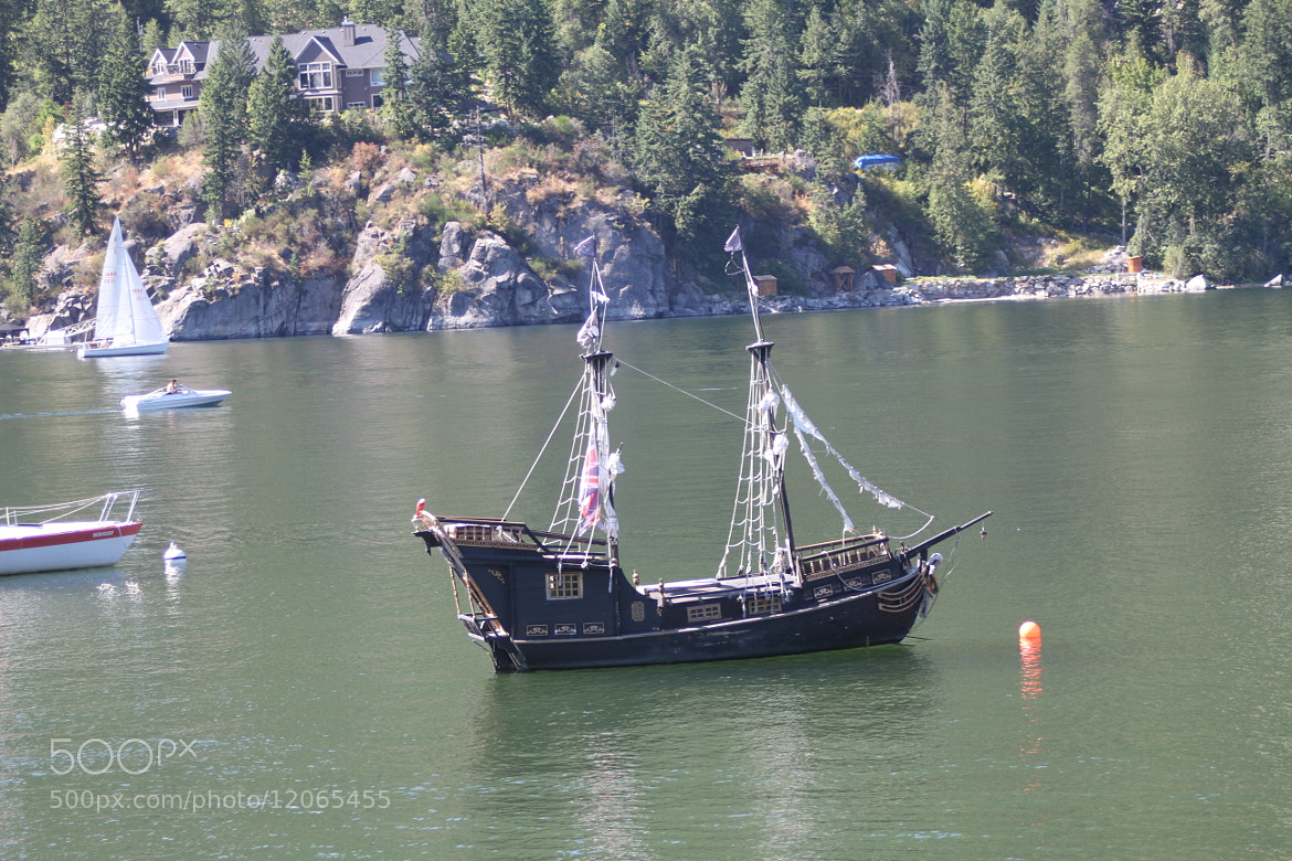 Photograph Miniature Pirate ship by Dallas Doyle on 500px