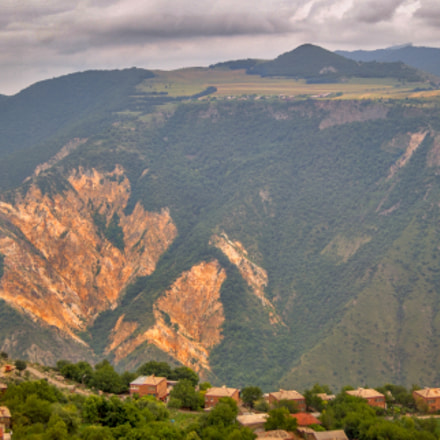 A view to Tatev