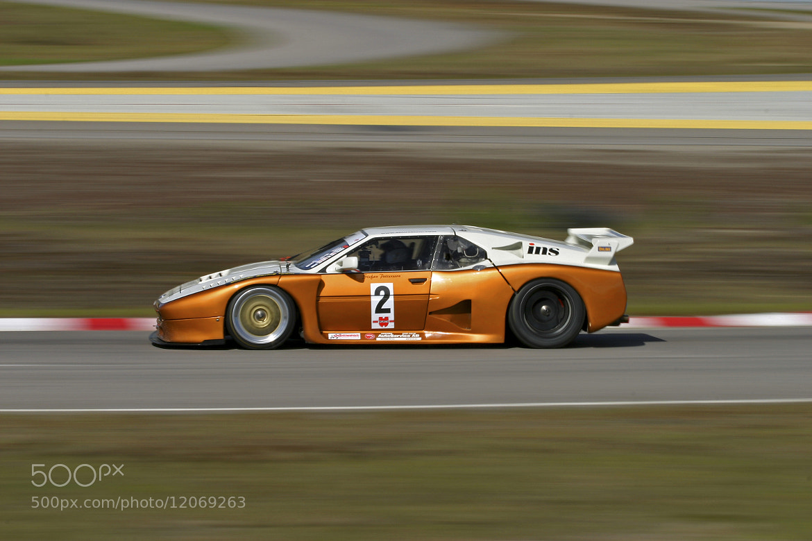 Photograph BMW M1 racing by Ulf Rasmussen on 500px