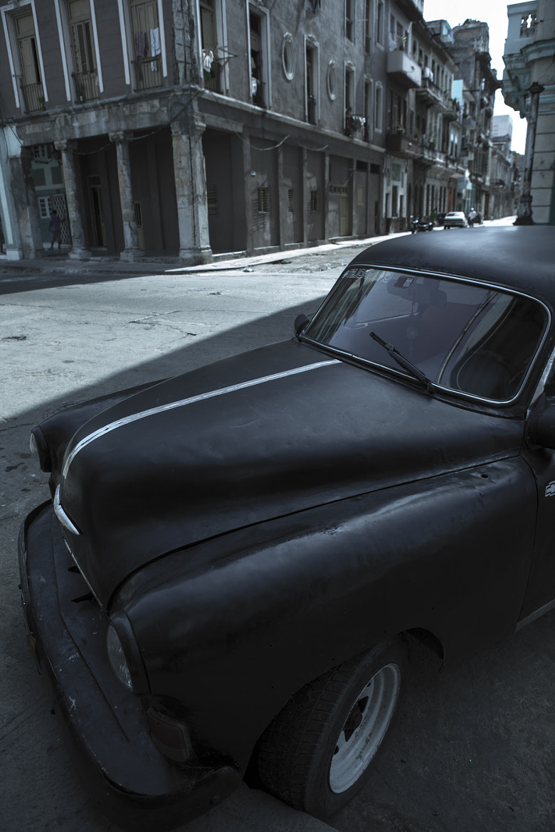 Photograph Black Car by Daniel Wewerka on 500px