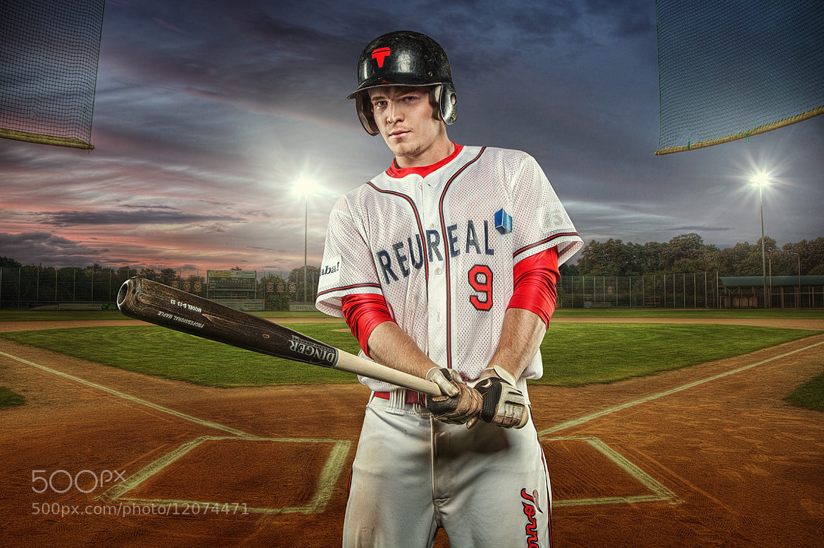 Photograph BATTER by Calvin Hollywood on 500px