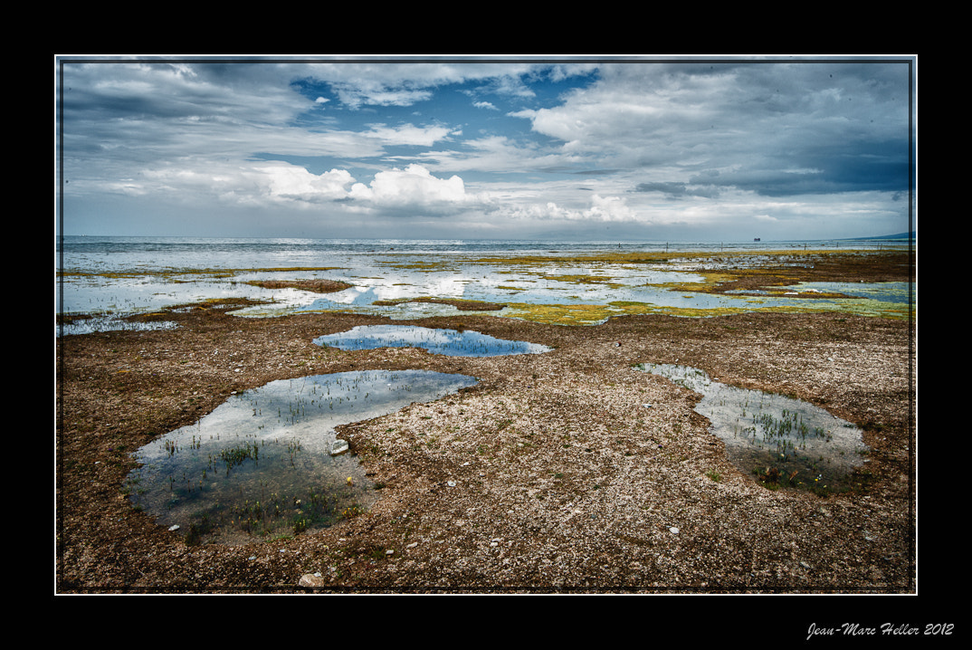 Photograph A salty lake at 3600 m by Jean-Marc Heller on 500px