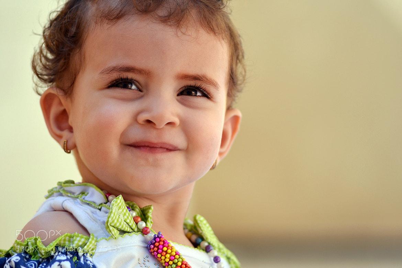 Photograph My Niece, Razan. by Adel Esmael on 500px