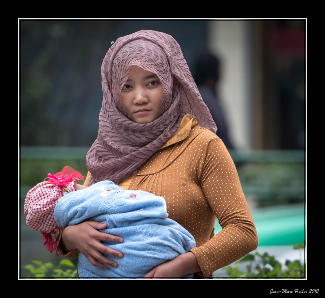 Photograph Muslim Quarter in Xining (China) by Jean-Marc Heller on 500px