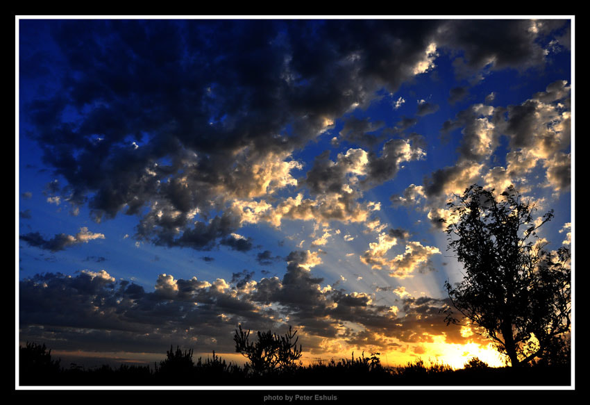 Photograph sunset suprise by peter eshuis on 500px