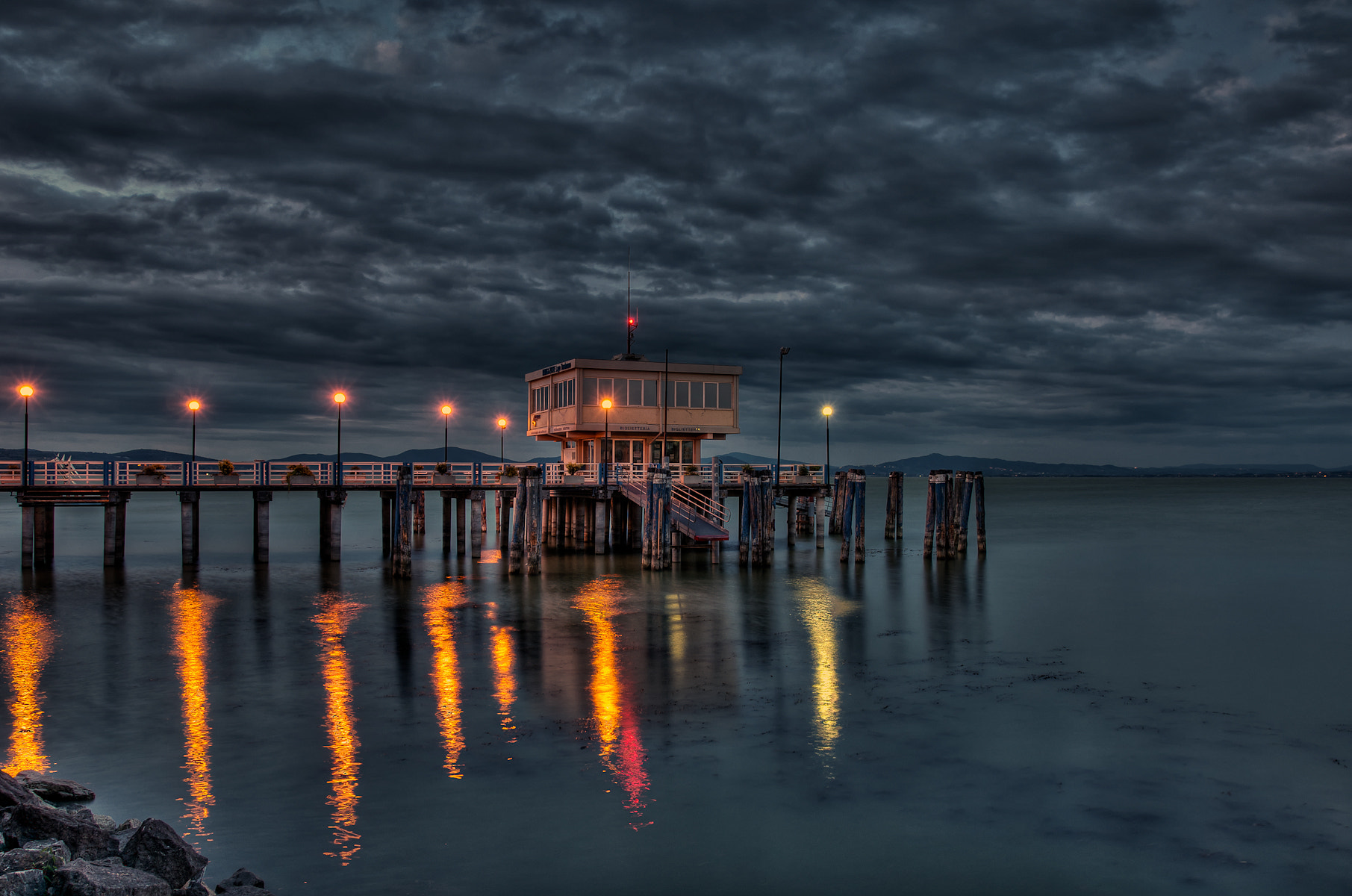 Photograph Dawn pier by Michael Avory on 500px