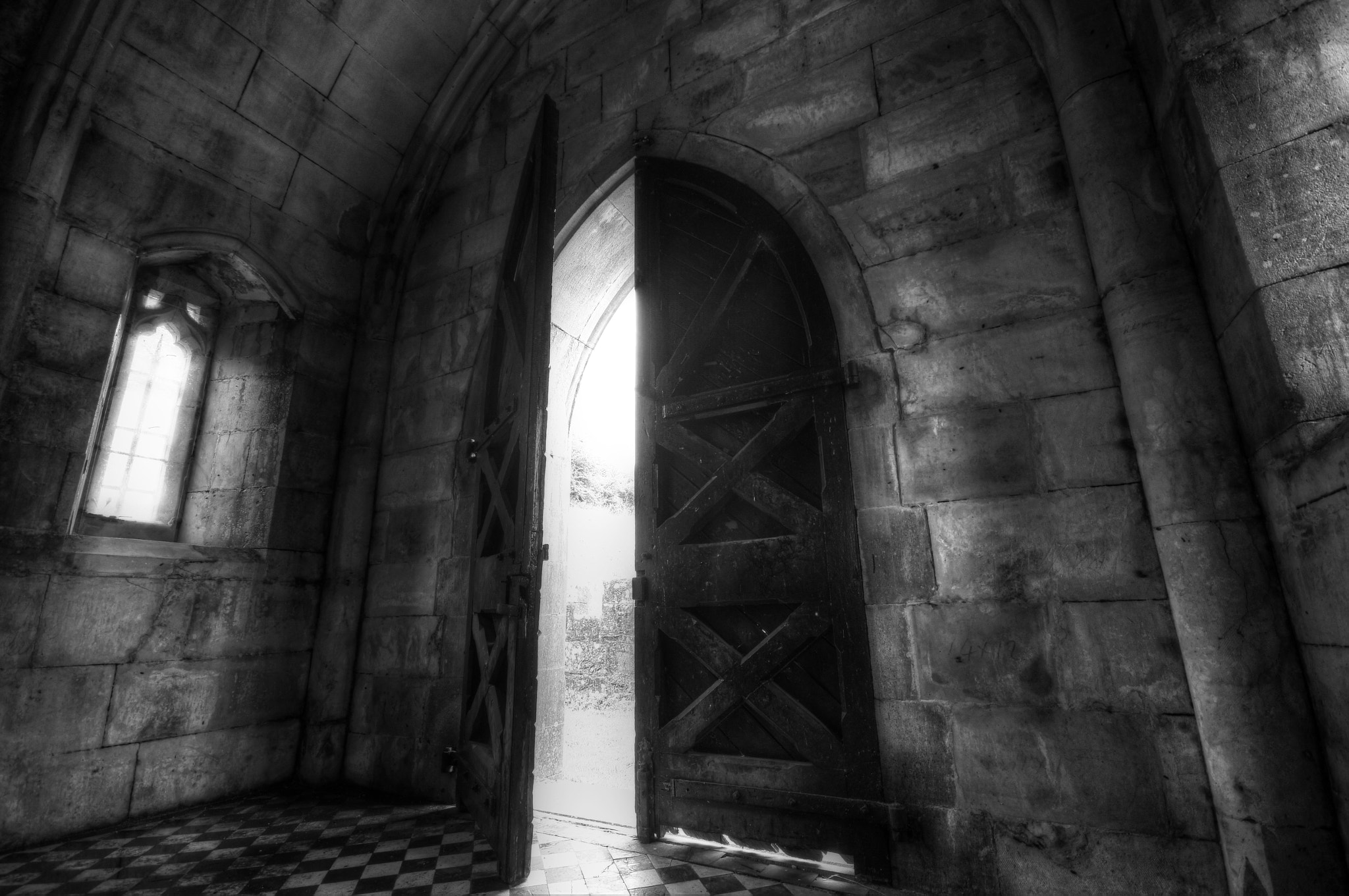 Photograph The Open Door. by JJ Nugent on 500px