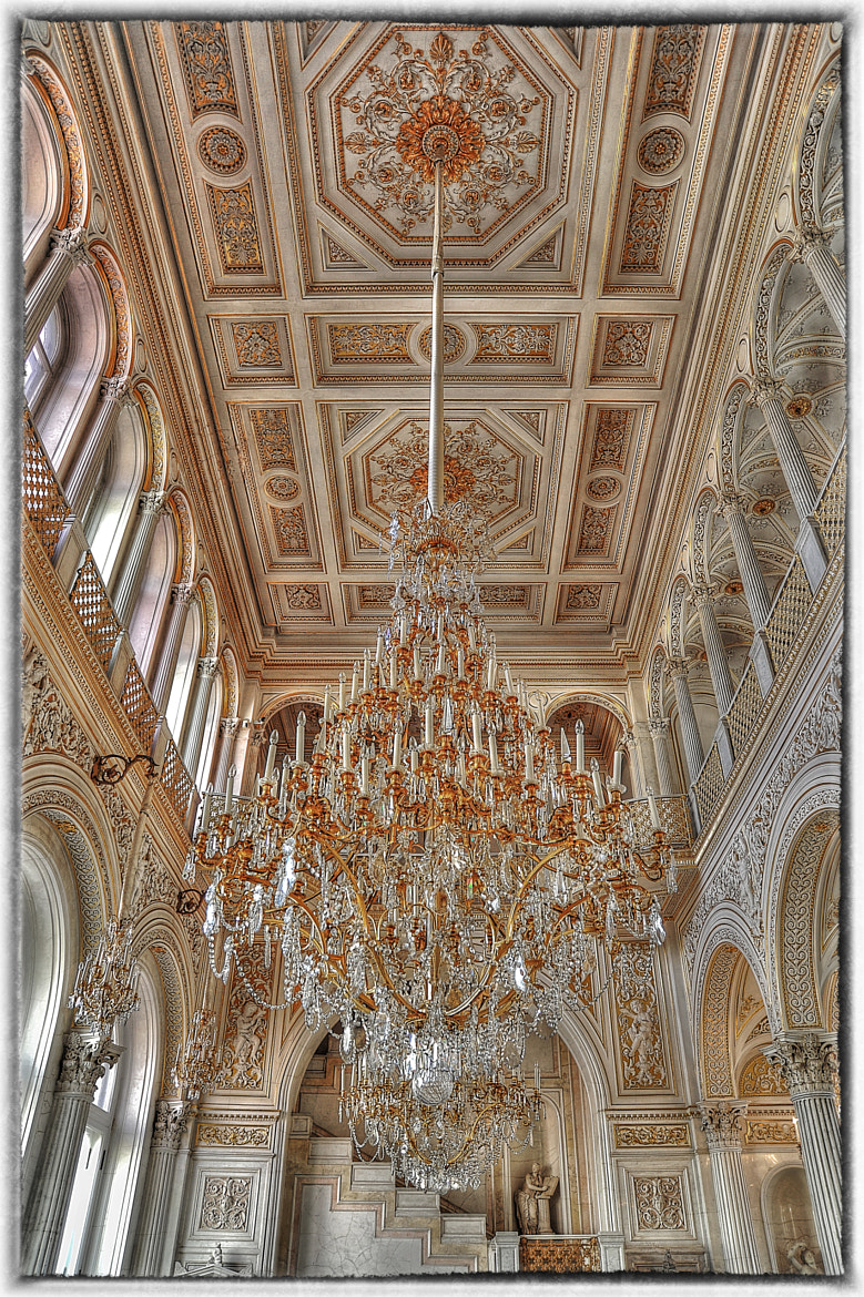Photograph The Pavilion Hall by VZ Photography on 500px
